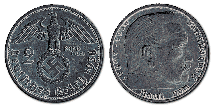 Germany-silver-coin